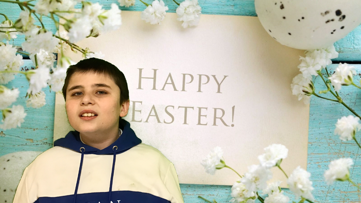 KD Happy Easter