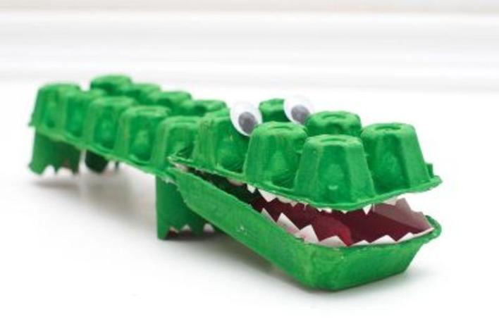 Make Your Own Crocodile