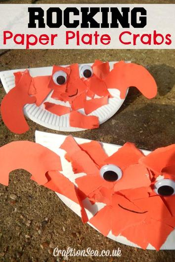 Rocking-Paper-Plate-Crabs