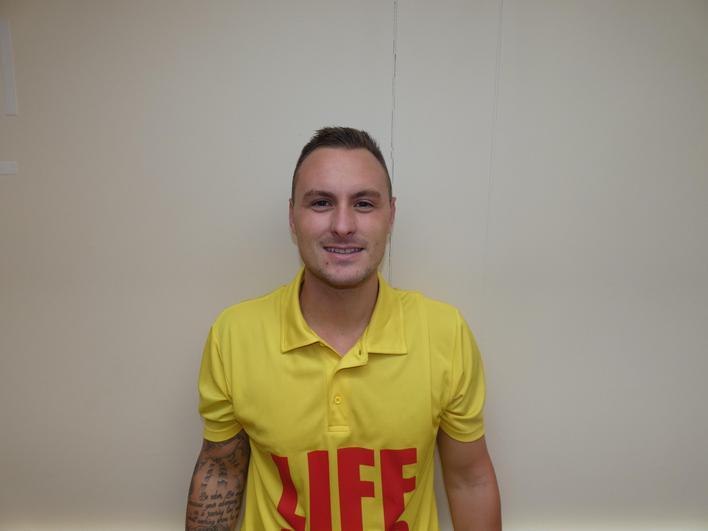 Scott Rastaitis Lifeguard