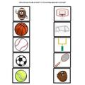 Sports matching 1