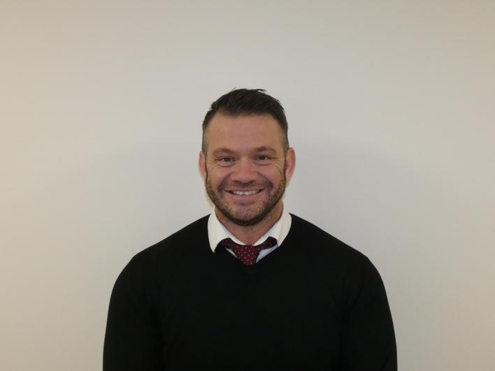Matt Thomas Assistant Headteacher