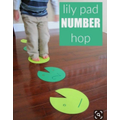 Lily Pad Number Hop
