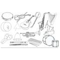 Instruments to sort