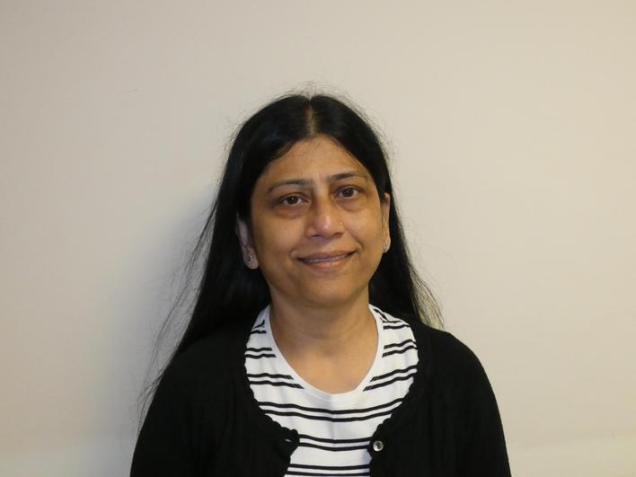Khalida Rahman TA