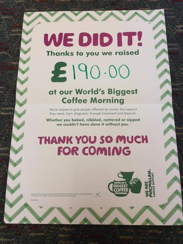 Thank you so much for your generous donations!