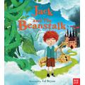 """The beans grew a beanstalk. Jack climbed up the magical beanstalk."" Joshua"