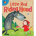 """""""Little Red Riding Hood spoke to the wolf in the forest"""" Isabella"""
