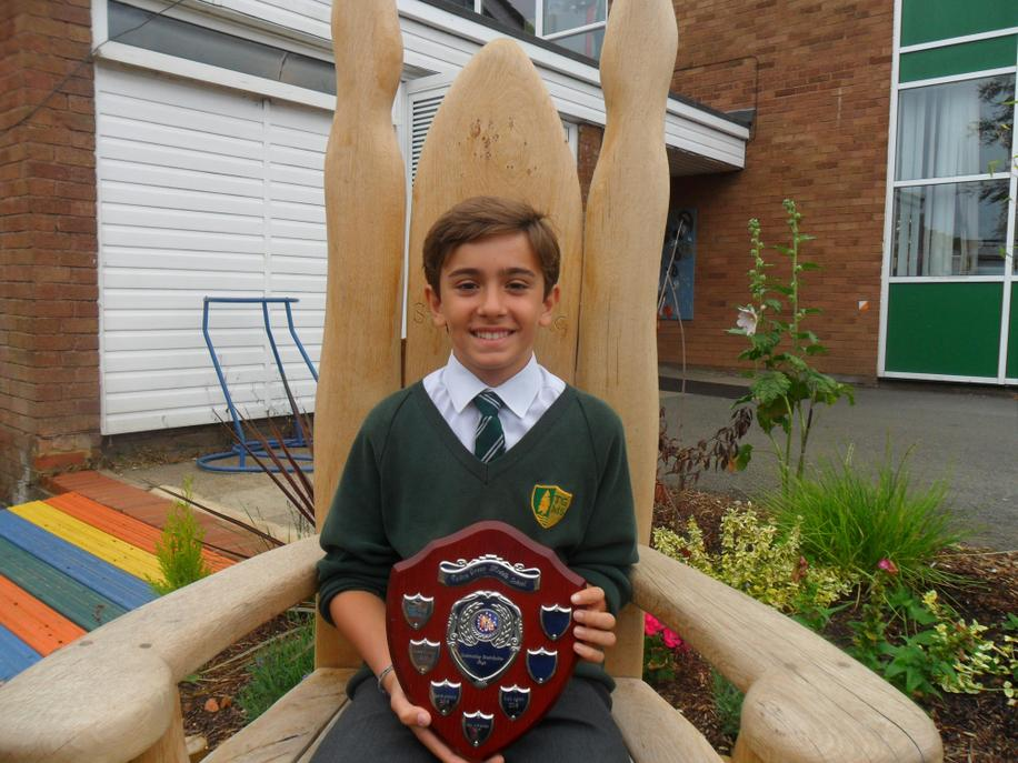 Outstanding Boy - Max M
