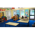 The Discovery Room in Reception