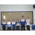 Tyndale's Marvellous Mathematicians - Well done!