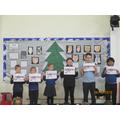 Headteachers Award Winners
