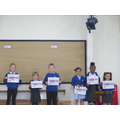 This week's Headteachers Award winners.