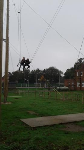 Challenge Course & Giant Swing