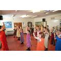 Dancing with Sunita