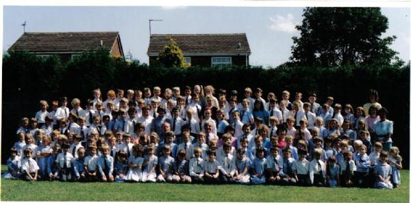 Underwood School 1992