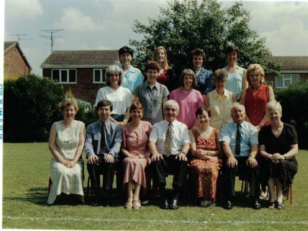 The Underwood Staff 1999