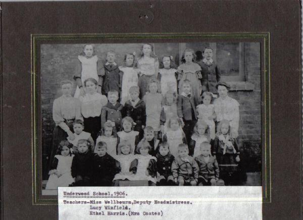 Underwood School 1906