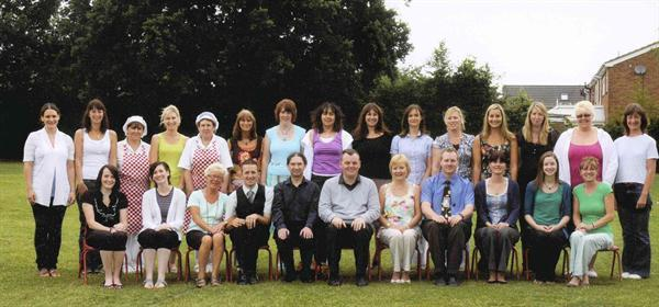 The Underwood Staff 2010