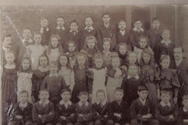 Underwood School 1908