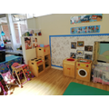 Come and play in the role play area
