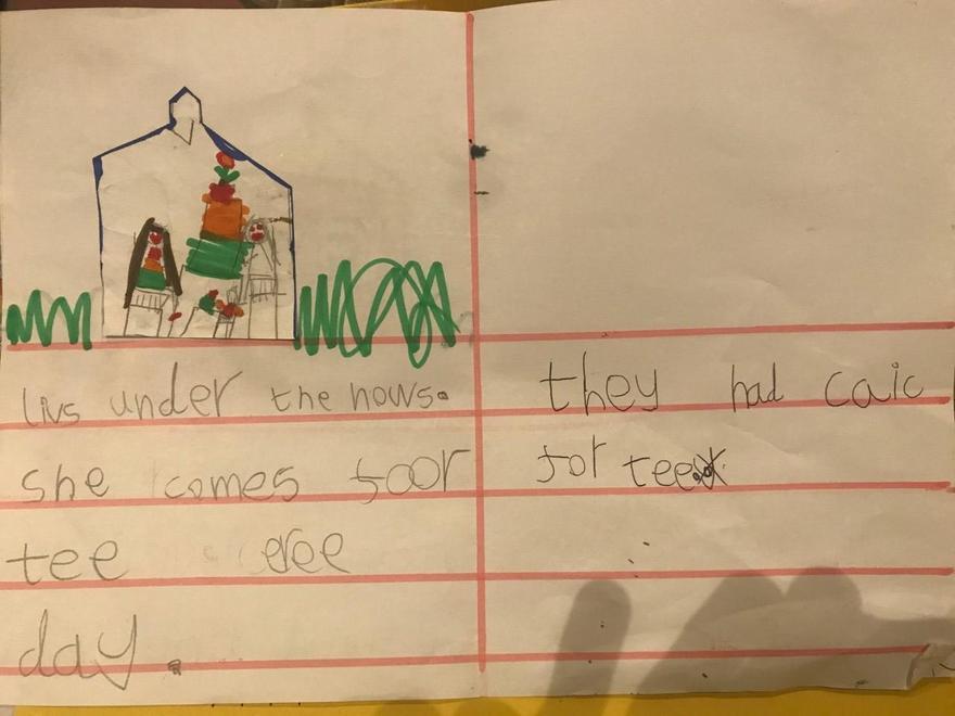 Emi's fairy story p2