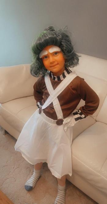 Amazing costume!