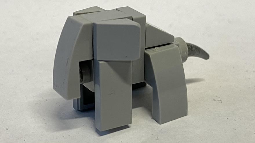 14 piece elephant