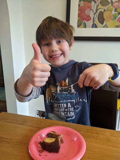 Finley - Roman Apple Cake