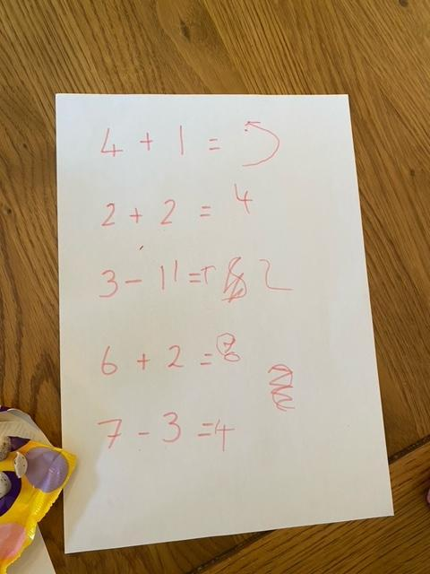 Great maths practice