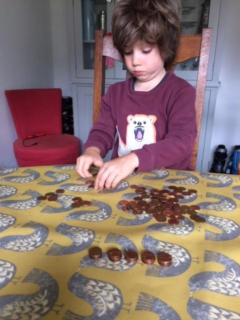 Coins and maths