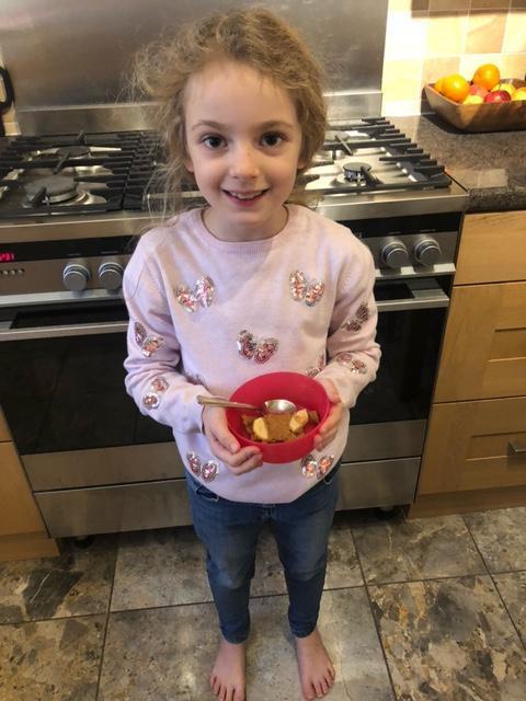 Elsie - Roman Apple Cake