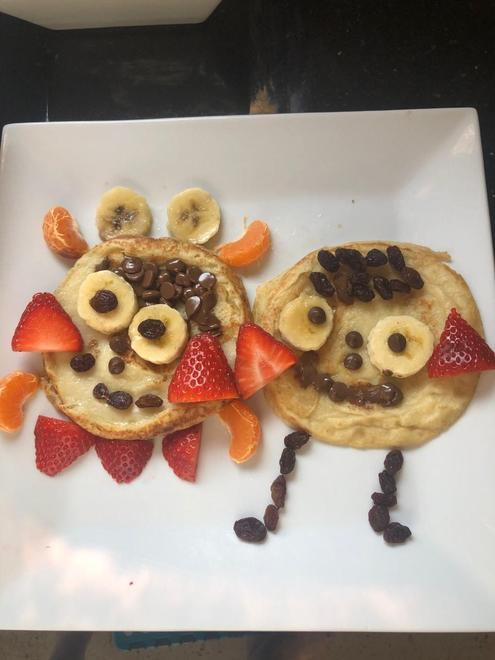 Jack - pancake characters