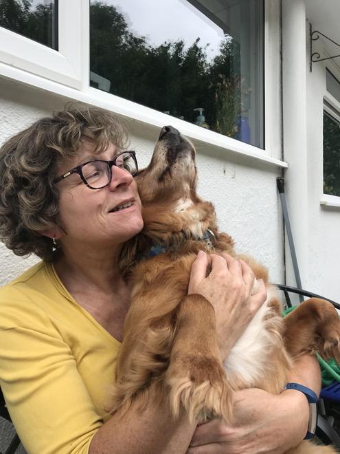 Mum and Oliver