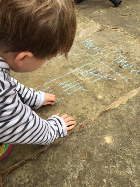 Using bar gates for counting
