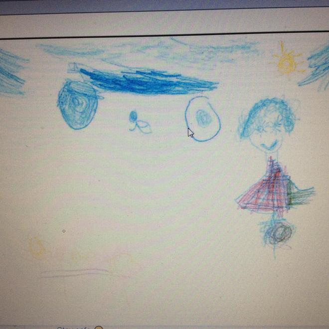 Paige's lovely picture