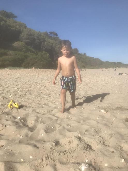 fun in the sun at the beach