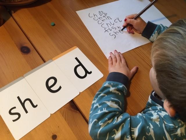 careful word making and writing