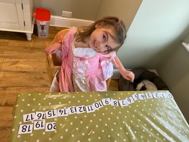 princess number ordering
