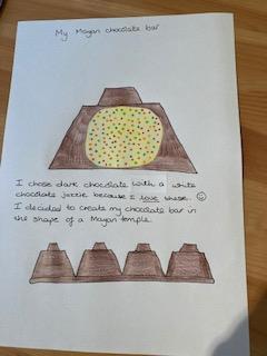 Mrs Soley's Chocolate Bar Design