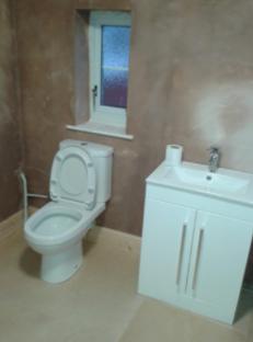 New bathroom Part 1