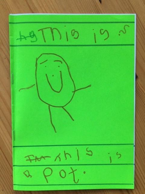 Great writing and drawing Theo