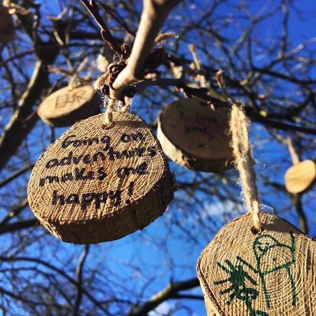 Theo's message tree
