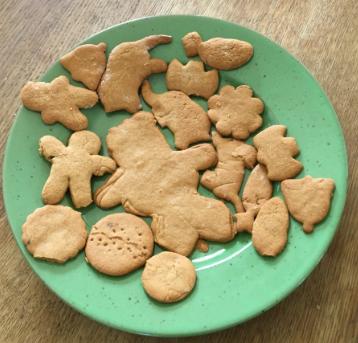 Yasmin's biscuits