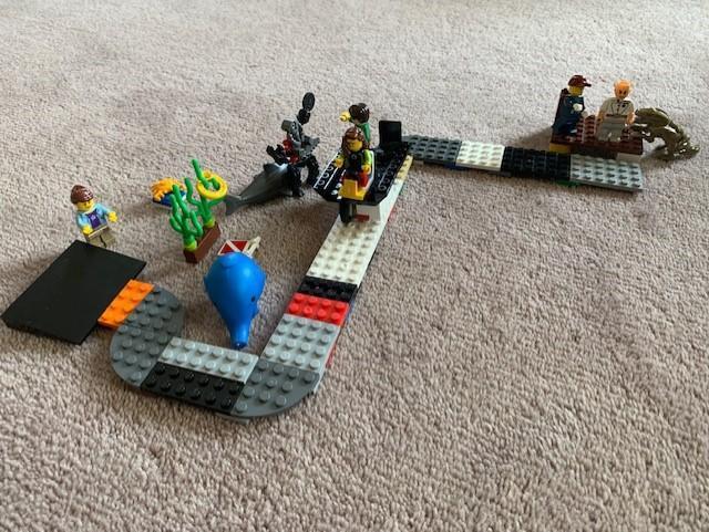 Great lego rollercoaster !