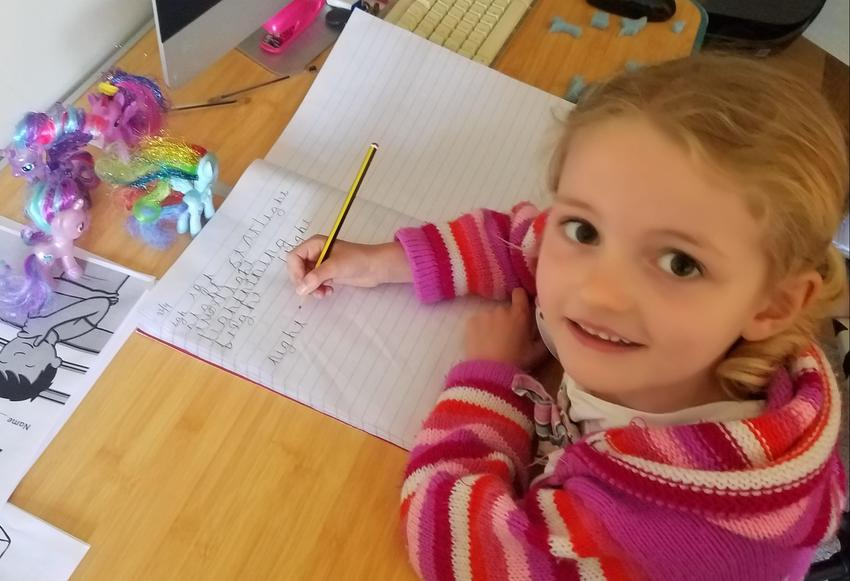 My Little Pony can help with phonics!