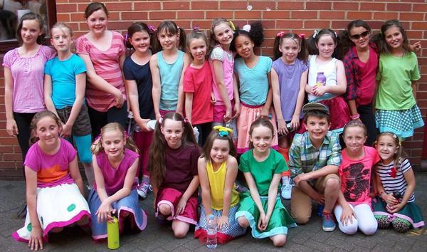 Dance Club, at the Cheltenham Dance Festival
