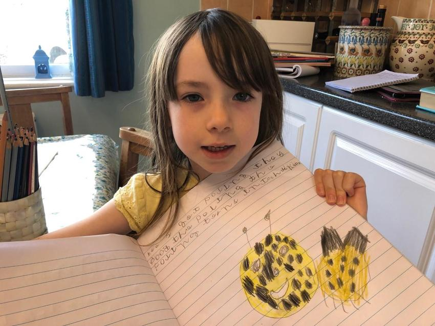 Fabulous writing and drawing Victoria!