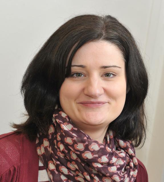 Kate Dempster, Kestrels Class Teacher