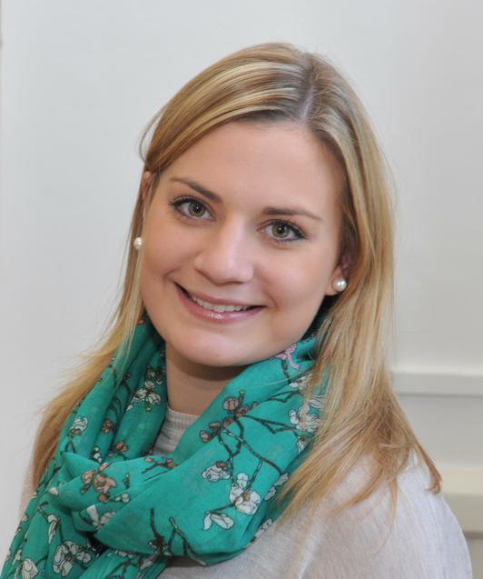 Lauren Ponting, Kestrels Class Teacher